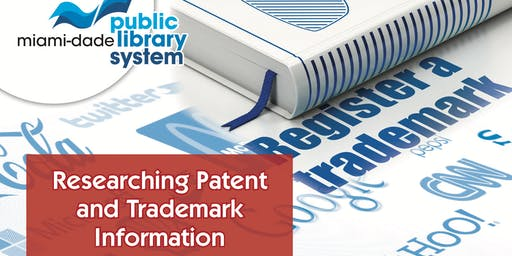 USPTO Patent Resource Center Info Session