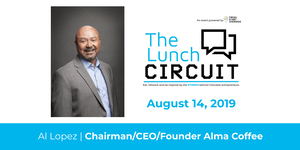 The Lunch Circuit: August 2019 Edition, Al Lopez