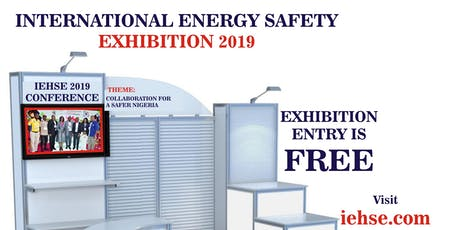 International Energy, Health, Safety, Environment Exhibition 2019 tickets