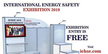 International Energy, Health, Safety, Environment Exhibition 2020 tickets