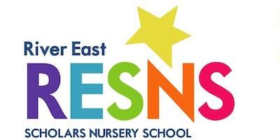 River East Scholars Nursery School Meet the Teacher BBQ