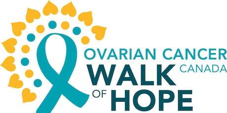 Ovarian Cancer Canada Walk of Hope in Saskatoon tickets