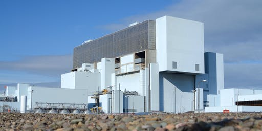 DOD Torness Nuclear Power Station - SOLD OUT