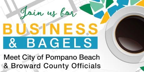 Business & Bagels Construction Business Development Assistance Series tickets