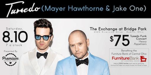 Tuxedo (Mayer Hawthorne & Jake One) - Benefiting FurnitureBank of Central Ohio