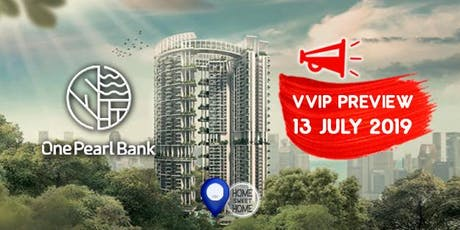 One Pearl Bank - VVIP Preview tickets