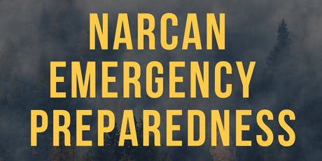Waupaca County Narcan Education and Training tickets