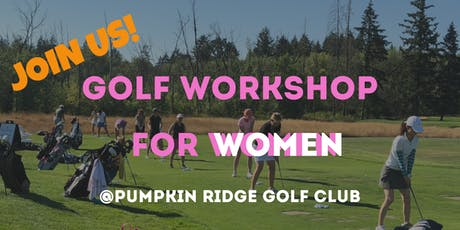 Golf Workshop for Women tickets