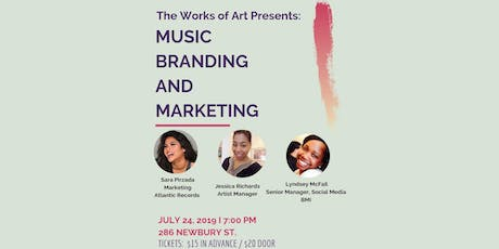 Music Branding and Marketing Panel  tickets