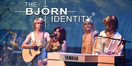 The Bjorn Identity - Abba Tribute tickets