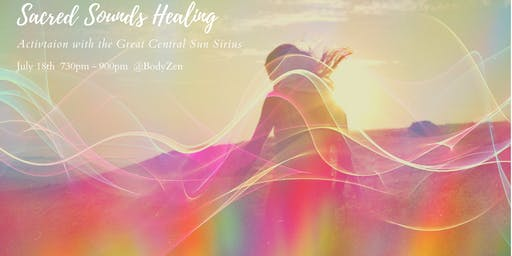 Sirius Blessing: Sacred Sounds Healing
