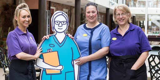 Nurses & Care Workers CPD / Professional Training Event