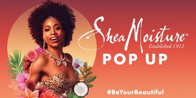 Natural Hair Masterclass with Sister Scientist @ SheaMoisture Pop Up