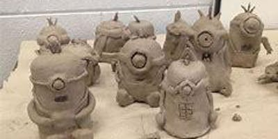 Gloucester Libarary- Get Creative with Clay