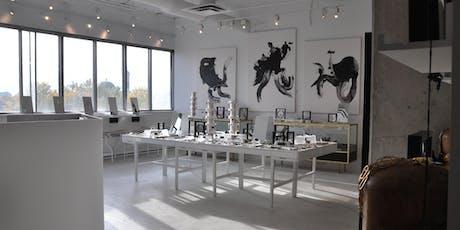 Visite de l'atelier Anne-Marie Chagnon - Journées de la culture  billets