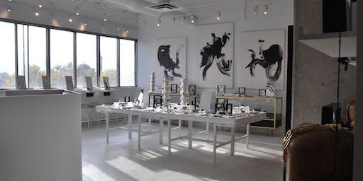 Visite de l'atelier Anne-Marie Chagnon - Journées de la culture
