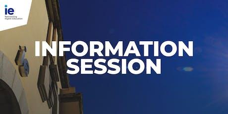 Info Session - Admission- Delhi tickets