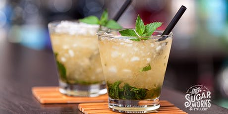 Friday Happy Hour Cocktail Class tickets