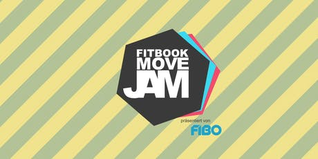 FITBOOK Move Jam 2019 tickets