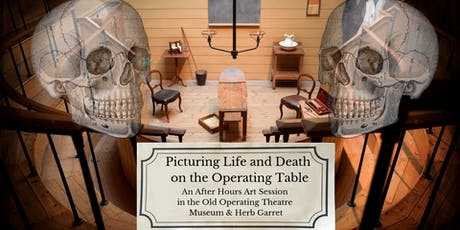 Picturing Life and Death on the Operating Table tickets