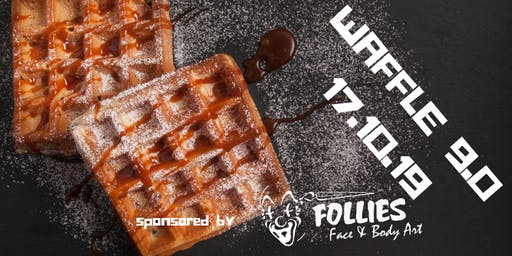 WAFFLE 9.0 Sponsored by Follies Face & Body Art