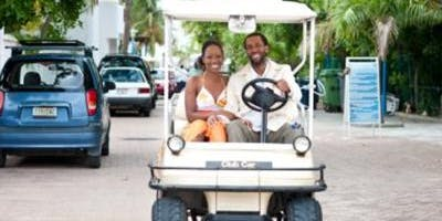 Golf Cart Scavenger Hunt of Isla Mujeres