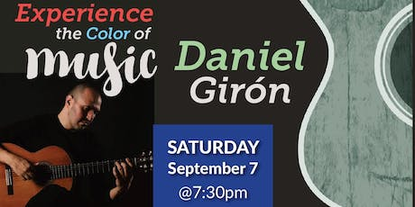 Daniel Giron in Concert at ARTS 464 tickets