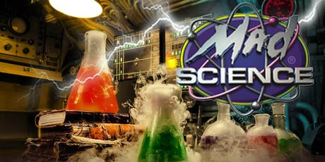 Mad Science at Woody tickets