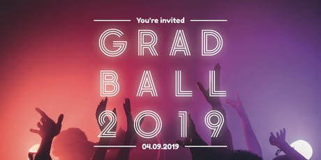 Grad Ball 2019 tickets