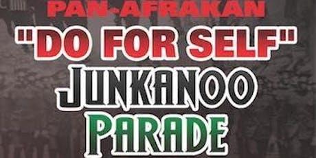 """3rd Annual Pan-Afrakan """"Do For Self Junakanoo Parade tickets"""