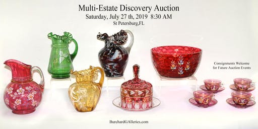 Marathon Multi-Estate Discovery Auction