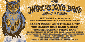 The Marcus King Band 3rd Annual Family Reunion