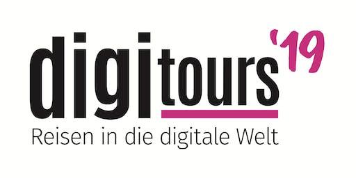 Digitours Freising - München