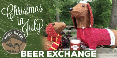 Christmas in July Beer Exchange tickets