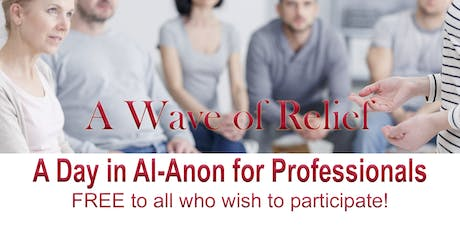 A Day in Al-Anon for Professionals 2019 tickets