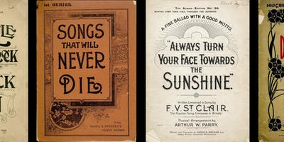 Stories from Sheet Music: Piano Recital