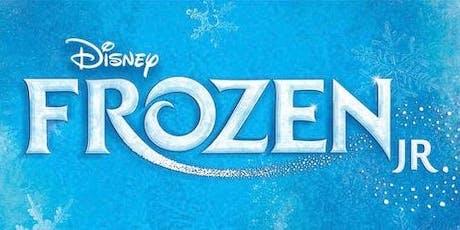 Frozen Jr. Auditions  tickets