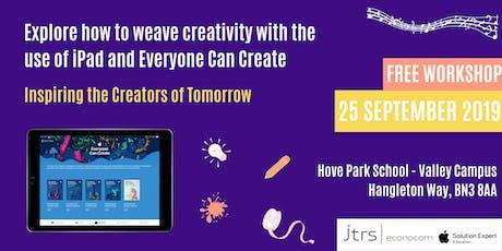 Inspiring the Creators of Tomorrow tickets