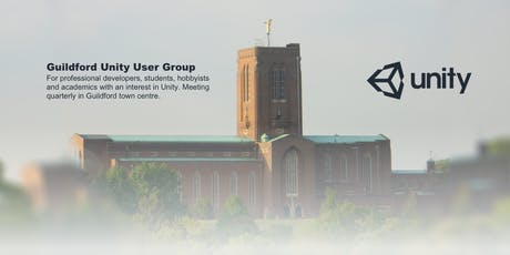 Guildford Unity User Group tickets