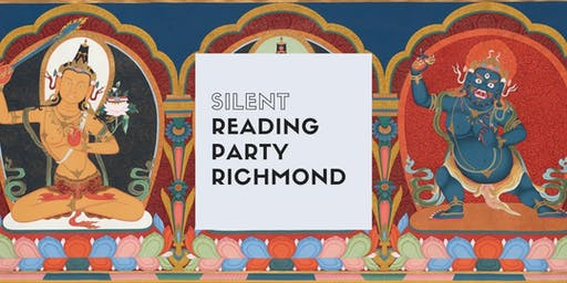 Silent Reading Party Richmond at Awaken, VMFA