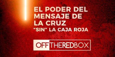 """PROCLAMANDO EL MENSAJE DE LA CRUZ, """"sin"""" la caja roja entradas"""