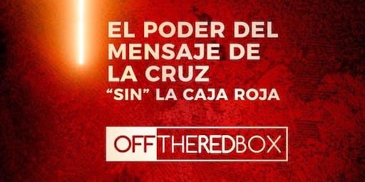"PROCLAMANDO EL MENSAJE DE LA CRUZ, ""sin"" la caja roja"