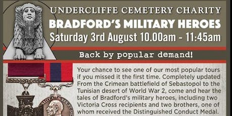 Bradford's Military Heroes tickets