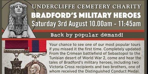 Bradford's Military Heroes