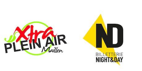 Xtra Plein Air 2019 billets