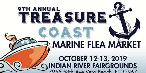 Treasure Coast Marine Flea Market and Boat Show Returns to Vero Beach Oct. 12-13