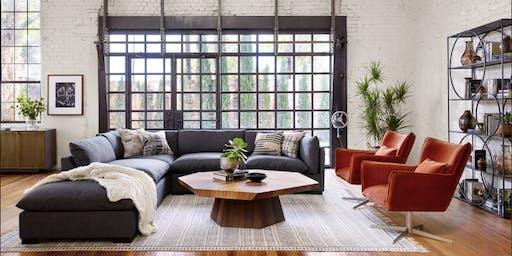 Workshop: How To Arrange Your Room Like An Interior Design Pro
