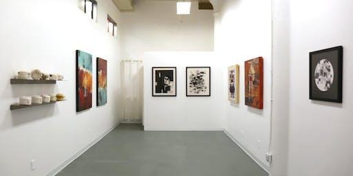 SPARK:A Material Studios Curator/Artist Talk at the Frank Juarez Gallery