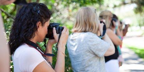 Beginner DSLR Photography PART I: Get off Auto Mode! tickets
