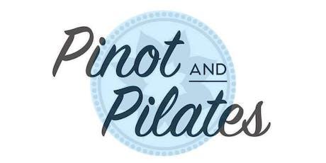 Pinot + Pilates tickets